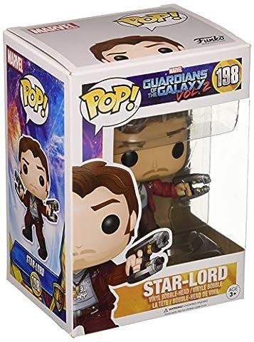 Funko Pop! Movies: Guardians of the Galaxy Vol 2 - Star Lord Vinyl Figure (Random model)