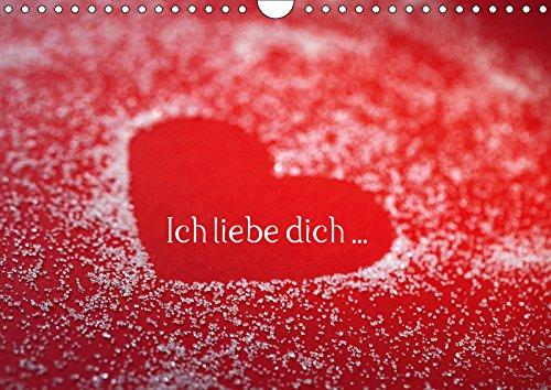 Ich liebe dich (Kalender, quer)
