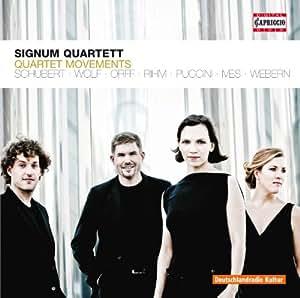 Quartettsätze