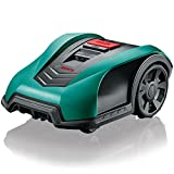 Bosch Indego 400 CONNECT 18v Cordless Robotic Lawnmower 190mm 1 x 2.5ah Integrated Li-ion