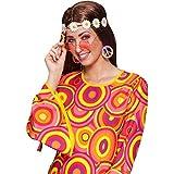 NET TOYS - Accessori per costume da Hippie degli anni  70 c6c4cd909c55