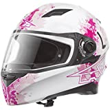 AXO Rs01 Lady Helme With Pinlock, Rose, XS