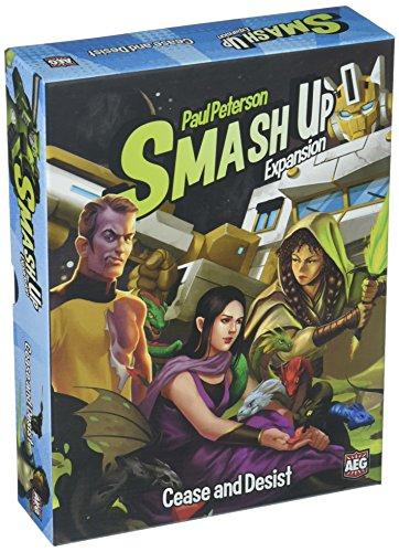 Smash Up - Cease And Desist