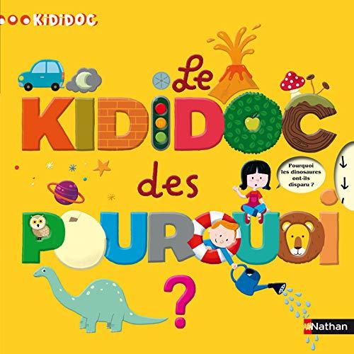 Le Kididoc des pourquoi - Livre Pop-up - Dès 4 ans