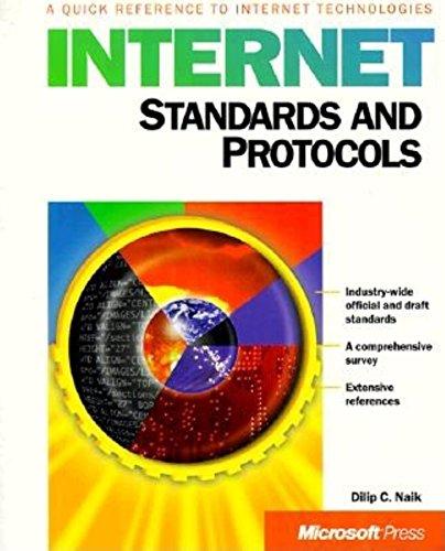 INTERNET STANDARDS AND PROTOCOL par D. Nalik