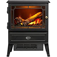 Dimplex Opti-Myst Stove, Black - ukpricecomparsion.eu