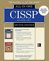 CISSP Boxed Set, Second Edition (All-in-One) by Harris, Shon Published by McGraw-Hill Osborne Media 2nd (second) edition (2013) Paperback