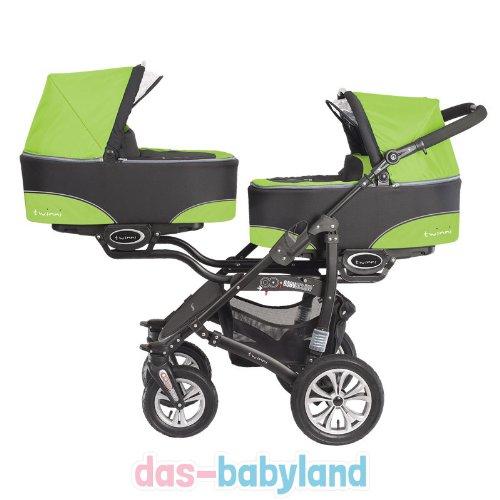 BabyActive Zwillingskinderwagen
