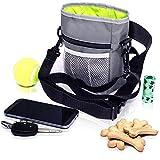 Amaoma Cane Snack Borsa, Sacchetto di Addestramento del Cane, Animali Trattati Cani Training Speciale Pacchetto Tasche Addestramento Cani Snack Sacchetto Storage Bag per Cane Gatti ed Altri Animali