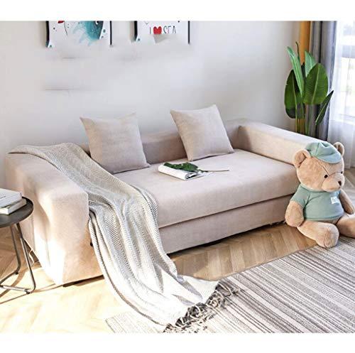 MYYDD Funda de sofá elástica de 1 Pieza Fundas de Tela Lisa...