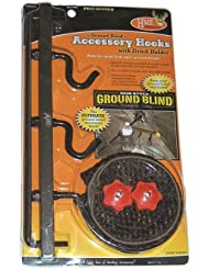 HME Products Men's Ground Blind Accessory Hook