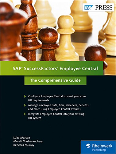 SuccessFactors Employee Central: The Comprehensive Guide