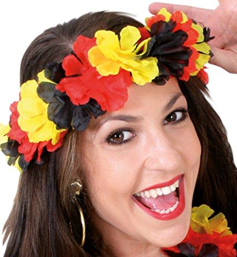 aiistirnband Fan Deutschland FAN - Artikel (Hawaii-stirnband)