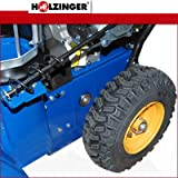Holzinger Benzin Schneefräse - 8