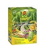 COMPO Garten Langzeit-Dünger, hochwertiger, universell einsetzbarer Langzeitdünger für alle Gartenblumen, Obst und Gemüse, 850 g