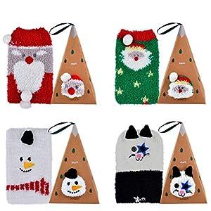 Fascigirl Calcetines de Navidad, 4