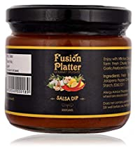 Fusion Platter Salsa Dip, 300 Grams