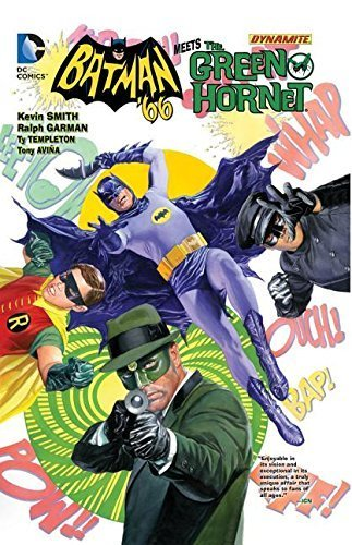 Batman 66 Green Hornet TP by Kevin Smith (2015-12-10)