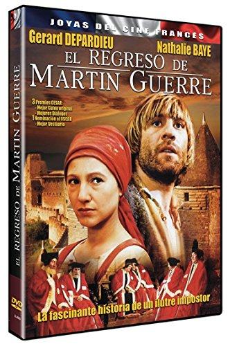 Le Retour de Martin Guerre (EL REGRESO DE MARTIN GUERRE - DVD -, Spanien Import, siehe Details für Sprachen)
