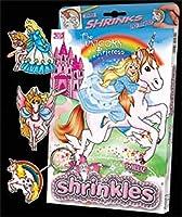 Shrinkles Bumper Pack The Unicorn Princess