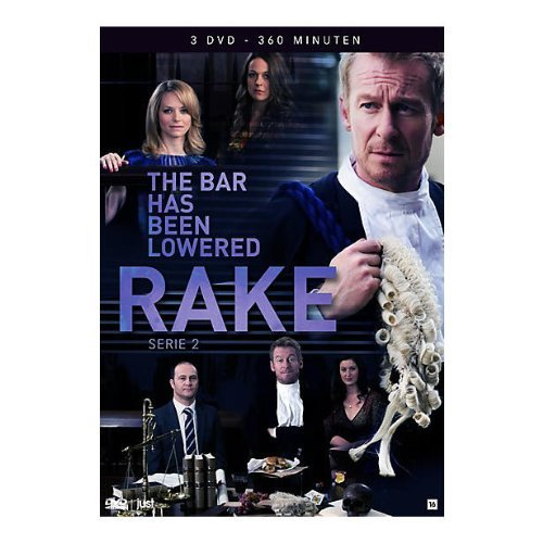 Produktbild Rake (Series 2) - 3-DVD Box Set ( ) [ Holländische Import ]