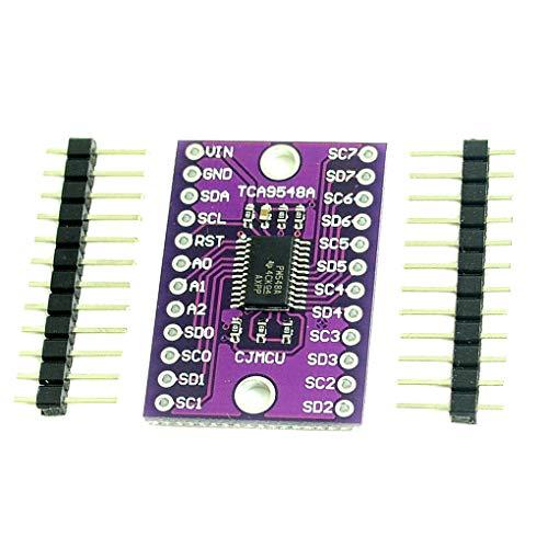 Busirde TCA9548A 1-zu-8 I2C 8 -Wege Multi-Channel-Erweiterungskarte IIC Entwicklung Breakout Control Module -