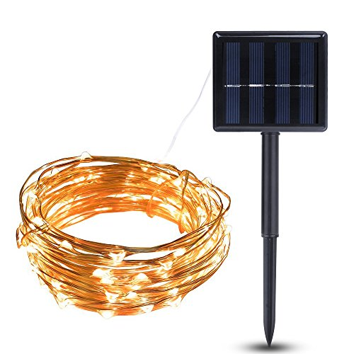 solar-string-lights-creland-8-modes-33ft-solar-powered-100-fairy-string-lights-copper-wire-lights-fo