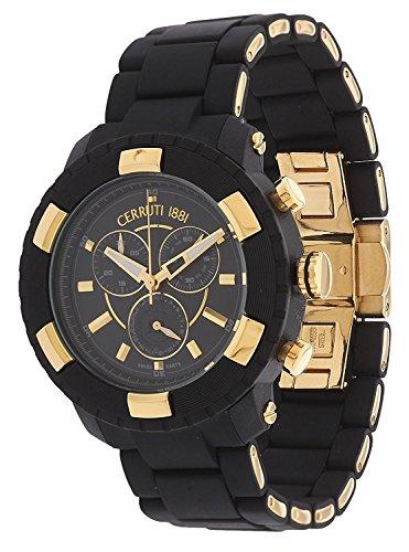 cerruti-hommes-montre-noir-cra063x224h