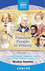 Famous People in History 1 (English Edition)