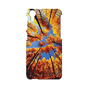 BLUEDIO Designer Printed Back case cover for HTC Desire 626 - G6849