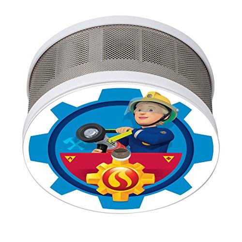 Smartwares FSM-16404 FSM-164 Penny Mini Rauchwarnmelder Rauchmelder Feuerwehrmann...