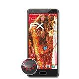 atFolix Schutzfolie passend für Oukitel K8000 Folie, entspiegelnde & Flexible FX Bildschirmschutzfolie (3X)