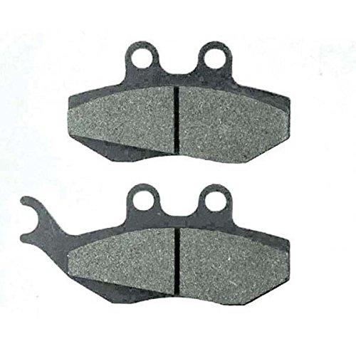 Preisvergleich Produktbild MetalGear Bremsbeläge vorne L für Malaguti Phantom Max 250 Grimeca Bremssattel 2004 - 2008