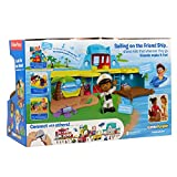 Fisher-Price Travel Together Friend Ship, Toddler Activity Toy with Figures, Sounds, Songs and Phrases About Friendship