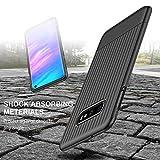 QITAYO Case for Samsung Galaxy S10e case, Slim shockproof Anti-Scratch Phone Case for Samsung Galaxy S10e, Black
