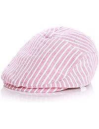 SJDT Sombrero del Bebé del Casquillo del Bebé del Bebé del Resorte De La  Capilla De La Boina del Sombrero del Niño… 6f6bd60ec5e