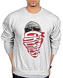 Ulterior Clothing Biggie Smalls Greatest Red Bandana Sweatshirt