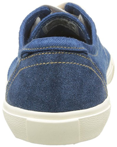 Levis White Tab 223288 802 - Baskets Basses Pour Homme, Bleu (19), 41 Eu Blue (19)