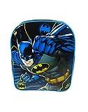 Batman Mochila Infantil, Negro (Negro) - BATMAN001019