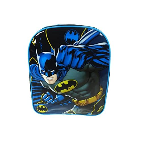 516hQ1S40%2BL. SS500  - Batman Children's Backpack, 6 Liters, Black