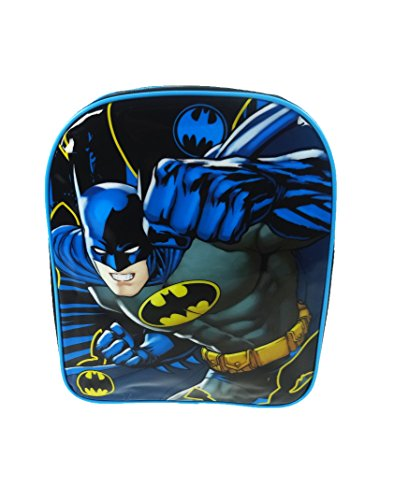 Batman Children's Backpack, 6 Liters, Black