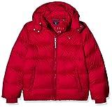 GANT Jungen Jacke S Alta Puffer Jacket, Rot (Red), 9-10 Jahre (Herstellergröße: 134/140)