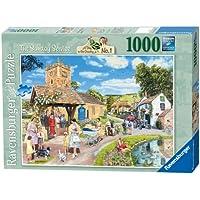 Ravensburger 14296 Cani curiosi (difficile) - Puzzle 500 pezzi