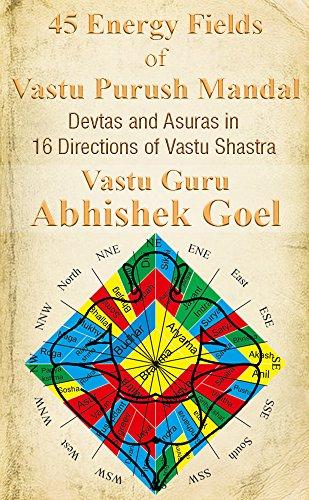 45 Energy Fields of Vastu Purush Mandal: Devtas and, occasion d'occasion  Livré partout en Belgique