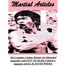 Martial Articles: The Complete Magazine and Internet Articles (English Edition)