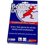 Brimtoy Beetle Drive Traditional Dice Game