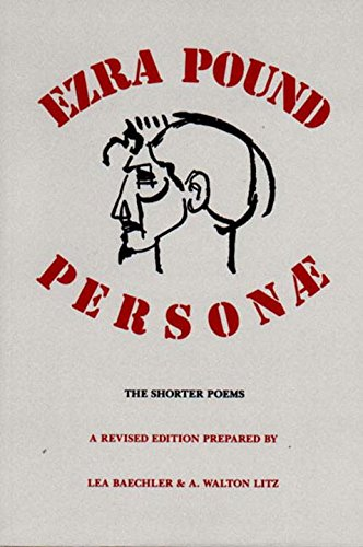 Personae: The Shorter Poems