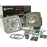 MALOSSI Sport 70cc cylindre kit pour Vespa LX 50, LXV 50, S 502T