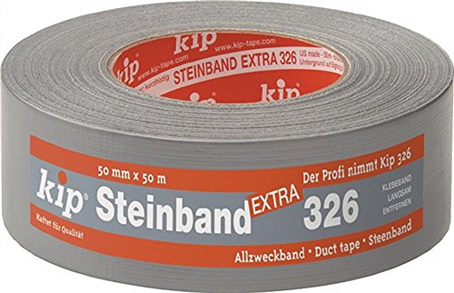Gewebeklebeband Länge 50m Breite 38mm, 8 St.