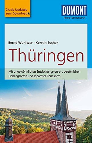 DuMont Reise-Taschenbuch Reiseführer Thüringen: mit Online-Updates als Gratis-Download